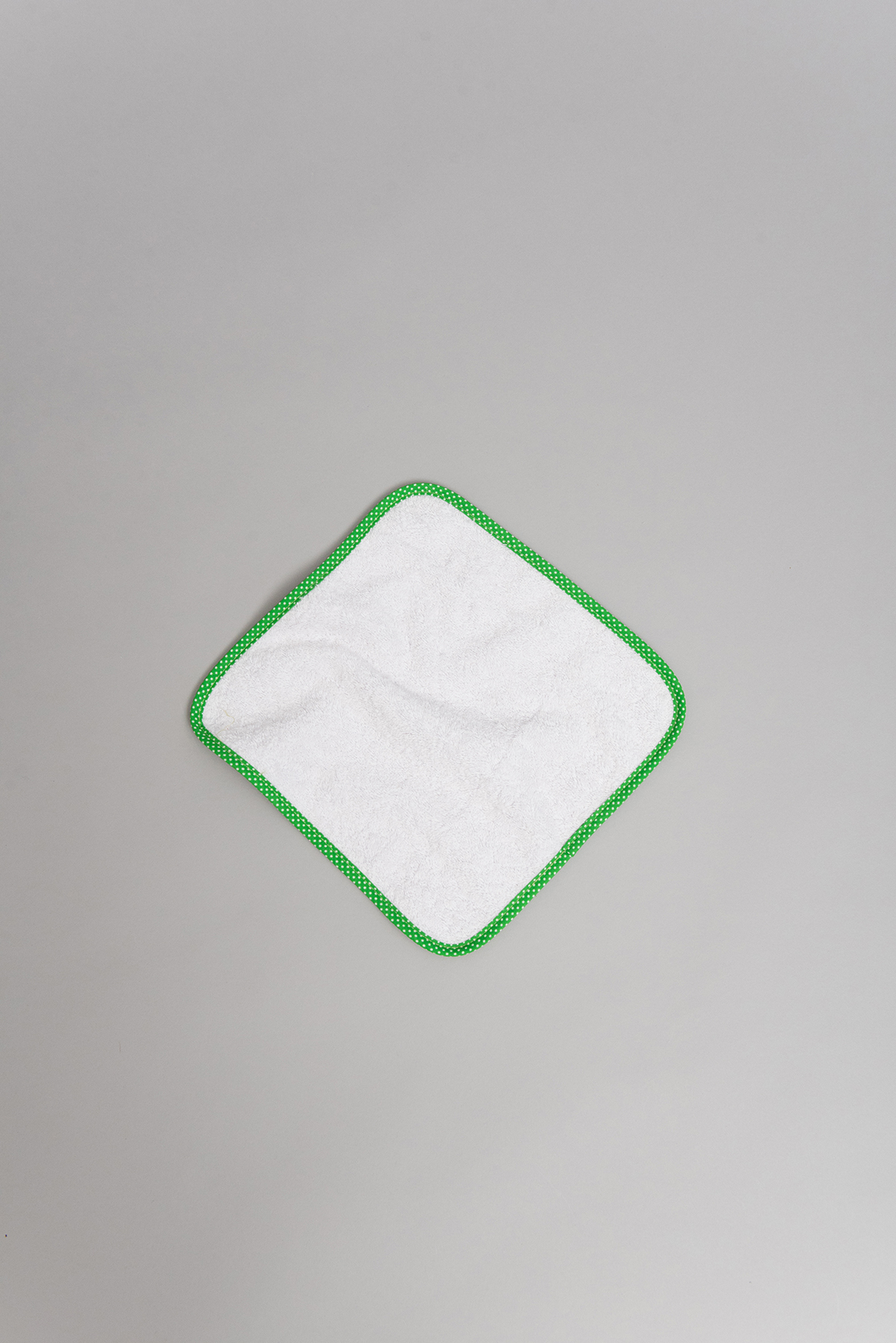 Small Green Antimicrobial cloth