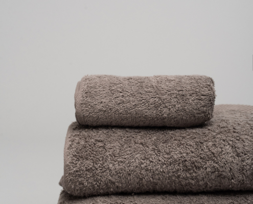 3 pack toalla gris